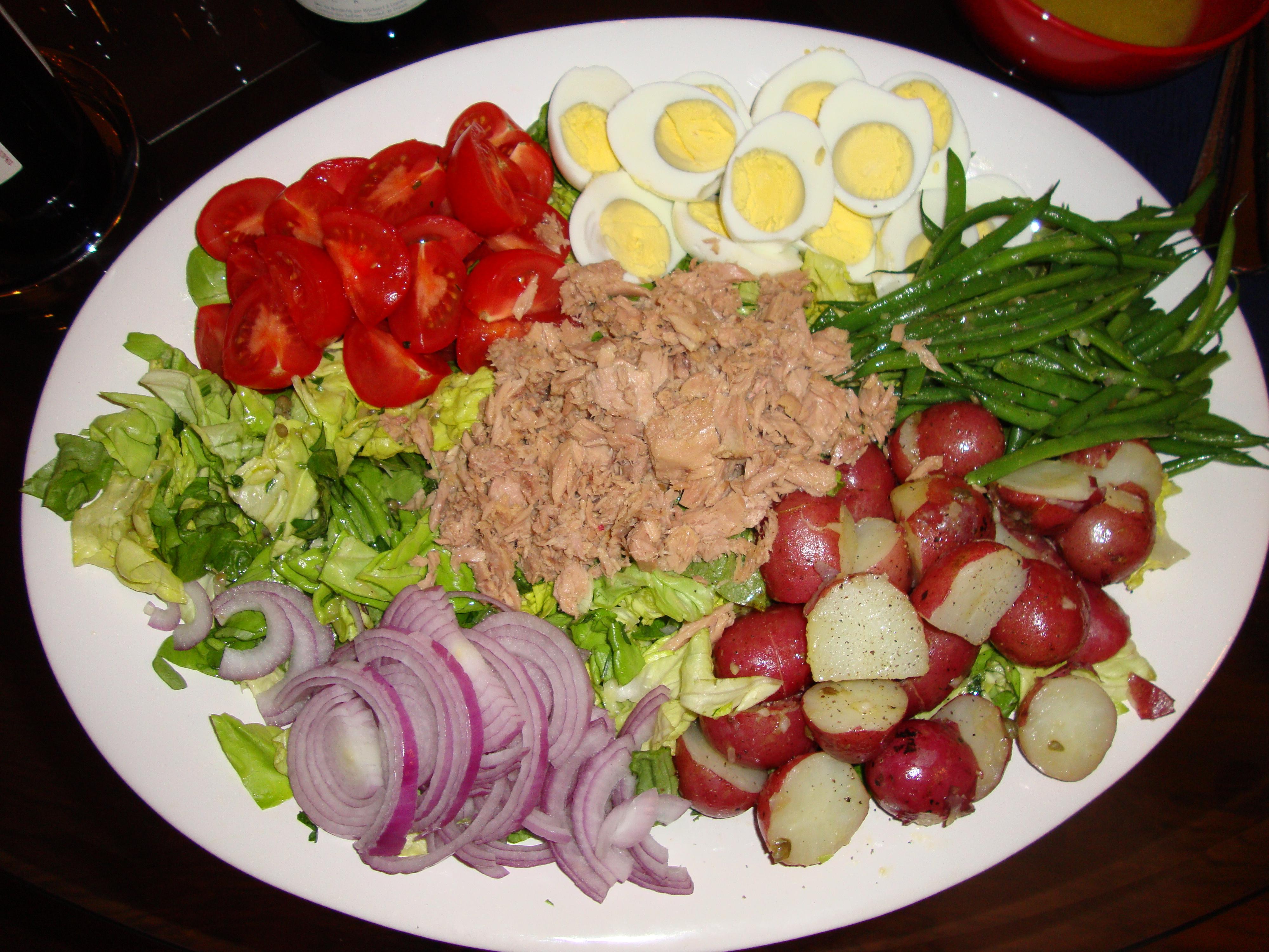 Salade Nicoise Cuisine Francaise Part Deux Taste By Taste
