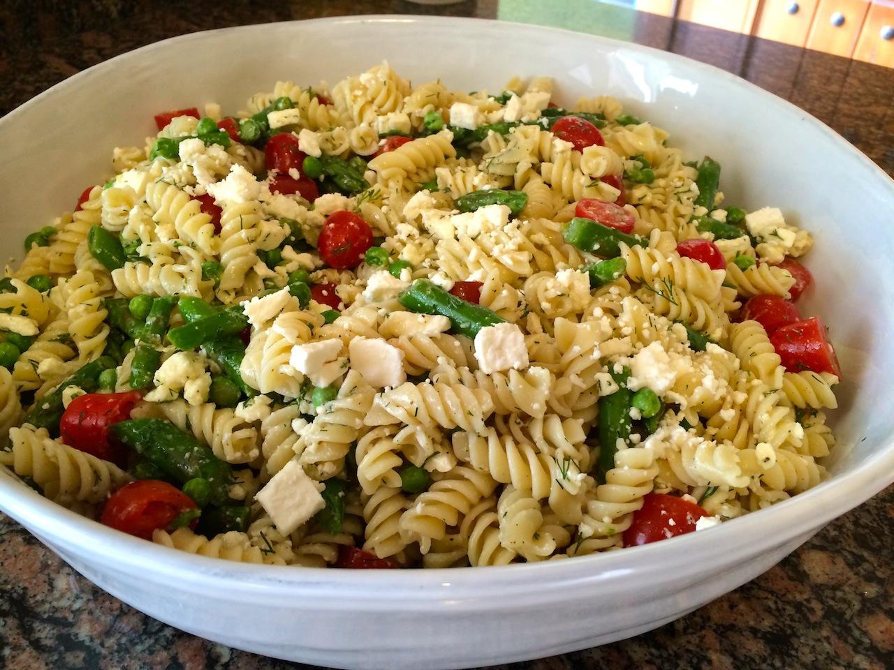 Pasta Salad Taste By Taste
